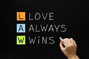 Law - Love Always Wins by Ivelin Radkov