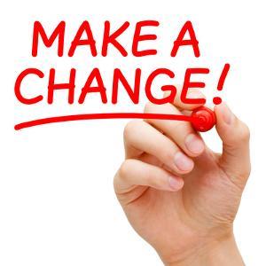 Make A Change by Ivelin Radkov