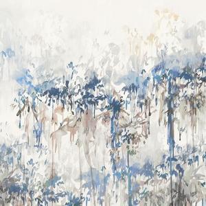 Ivy Blue Garden by Isabelle Z