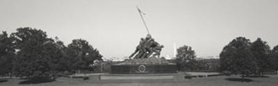 Iwo Jima Memorial, Arlington Cemetery, Virginia, USA