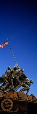 Iwo Jima Memorial at Arlington National Cemetery, Arlington, Virginia, USA