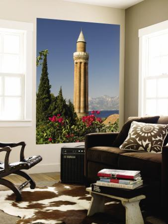 Fluted Minaret (Yivli Minare). by Izzet Keribar