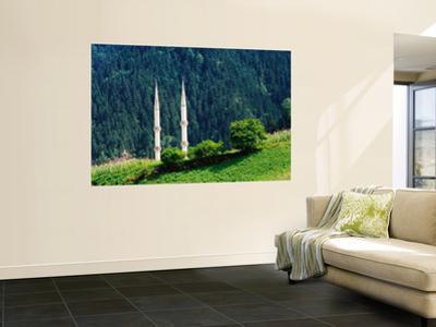 Minarets, Uzungol by Izzet Keribar