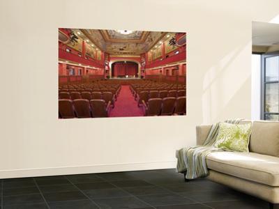 Sureyya Opera House Interior by Izzet Keribar
