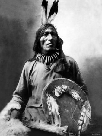 J.A. Anderson, Foolbull, Sioux Medicine Man