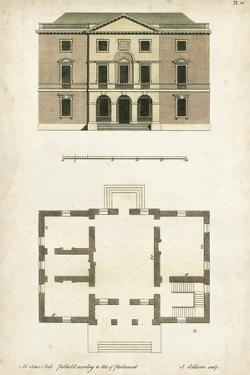 Design for a Building II by J. Addison