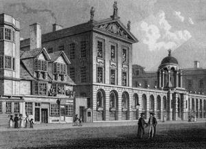 Queen's College, Oxford by J and HS Storer