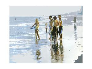 Beach Boys by J Arthur