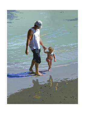 Sand Shadows by J Arthur