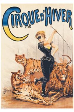 Cirque d'Hiver by J^ Boichard