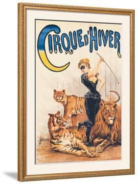 Cirque d'Hiver by J. Boichard