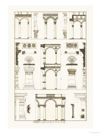 Arcades of the Renaissance