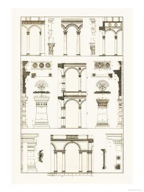Arcades of the Renaissance by J. Buhlmann