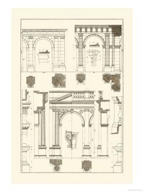 Arcades by J. Buhlmann