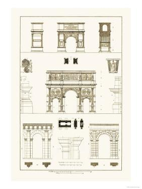 Arches and Arcades by J^ Buhlmann