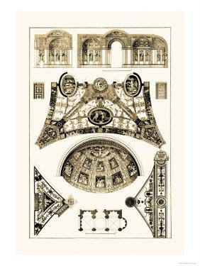 Cross-Vaults of the Renaissance by J. Buhlmann