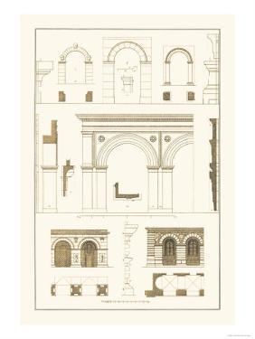 Gateways, Arches and Arcades by J. Buhlmann