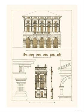 Palazzo Verzi at Verona, Palazzo Madama by J^ Buhlmann