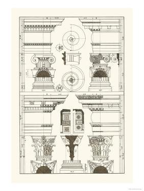 Pediments of the Renaissance by J^ Buhlmann