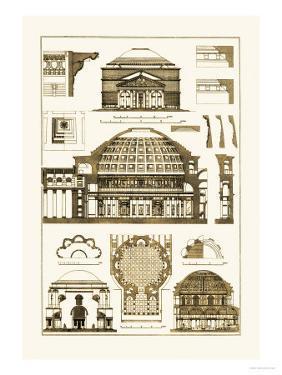 Roman Domical Vaulting by J. Buhlmann