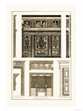 Wall Paintings and Decoration of the Renaissance by J. Buhlmann