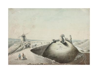 Castle at Berwick-On-Tweed