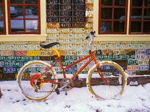 CB Bike by J.C. Leacock