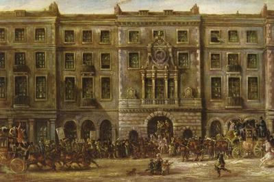 The Bull and Mouth, Aldersgate Street, City, London