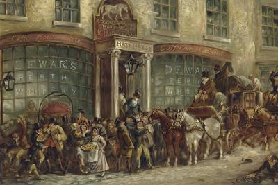 White Horse Cellar Hatchetts, Piccadilly, London