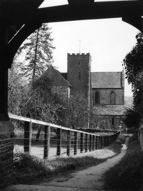 Abbey Dore by J. Chettlburgh