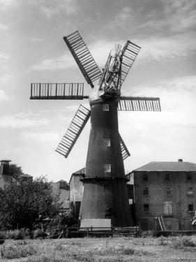 Alford Windmill by J. Chettlburgh
