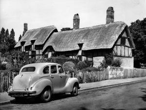 Ann Hathaway's Cottage by J. Chettlburgh