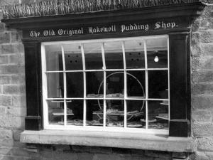 Bakewell Pudding Shop by J. Chettlburgh