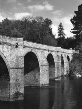 Bredwardine Bridge by J. Chettlburgh