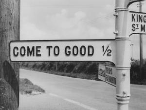 Come to Good by J. Chettlburgh