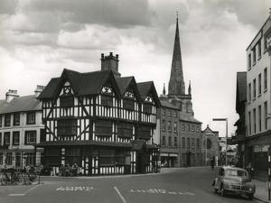 England, Hereford by J. Chettlburgh