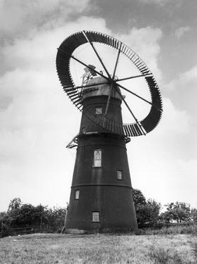 Haverhill Windmill by J. Chettlburgh