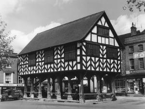 Ledbury Market Hall by J. Chettlburgh