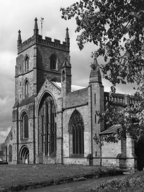 Leominster Church by J. Chettlburgh