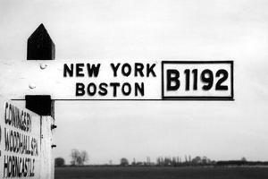 'New York', England by J. Chettlburgh