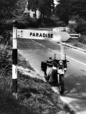 Paradise This Way! by J. Chettlburgh