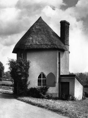 Thatched Toll House by J. Chettlburgh