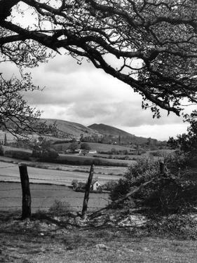 The Malvern Hills by J. Chettlburgh