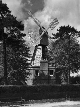 Wimbledon Windmill by J. Chettlburgh