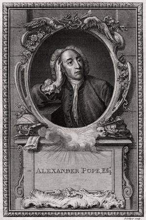 Alexander Pope, 1774