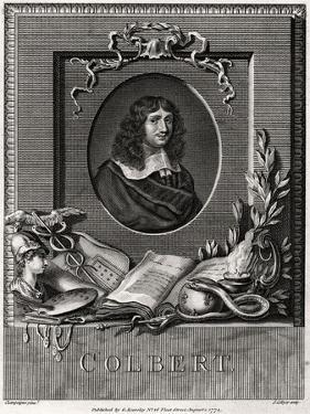 Colbert, 1774 by J Collyer