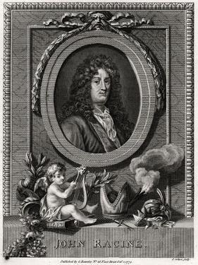 John Racine, 1774 by J Collyer