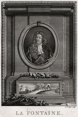La Fontaine, 1775 by J Collyer