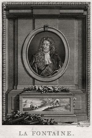 La Fontaine, 1775