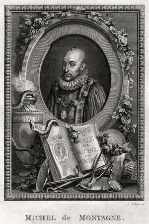 Michel De Montagne, 1775